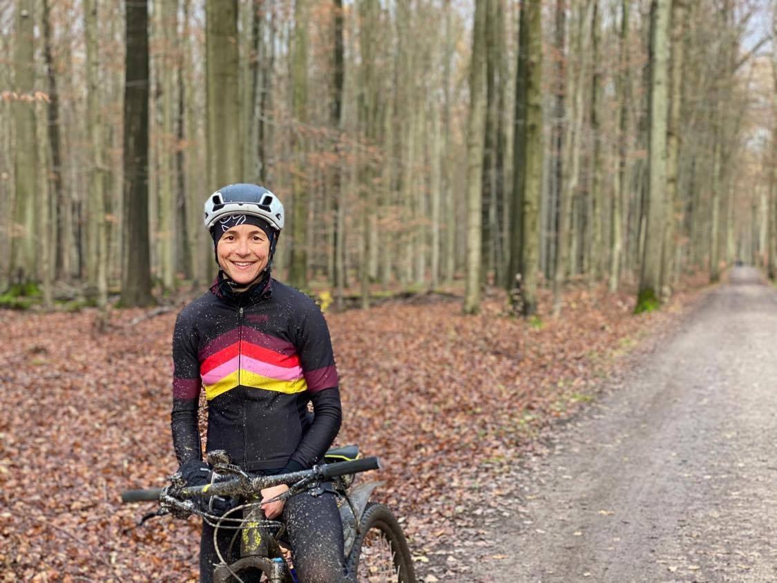 Triatlete Valerie Van Hauwaert pendelt tussen werk, gezin en langere triatlons