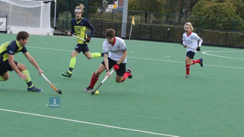 Jeugdleden van KHC Leuven kiezen massaal voor hockey als hobby. Eerste teams stomen zich klaar!