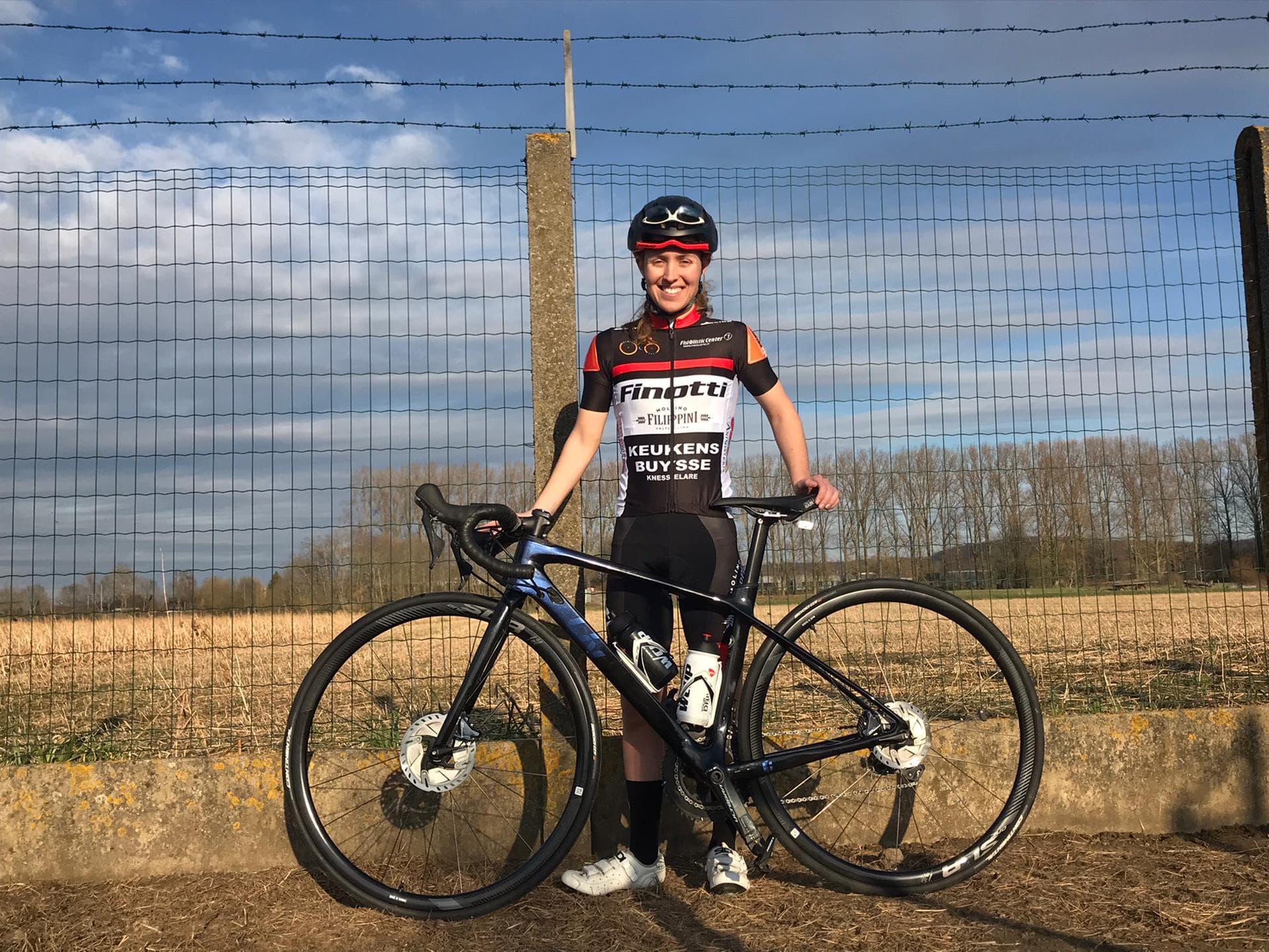Ellen Feytens mag haar seizoen meteen openen met de nationale ploeg op de Omloop van de Westhoek