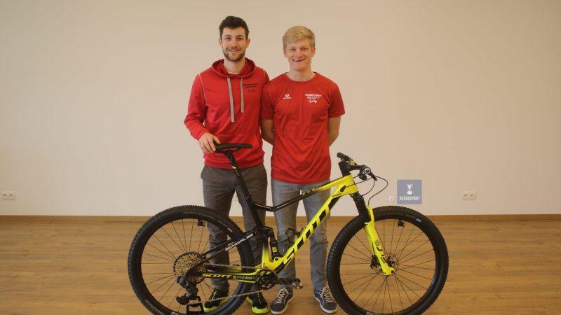 Mountainbiker Erno McCrae hoopt dat het Belgisch kampioenschap nu wel doorgaat