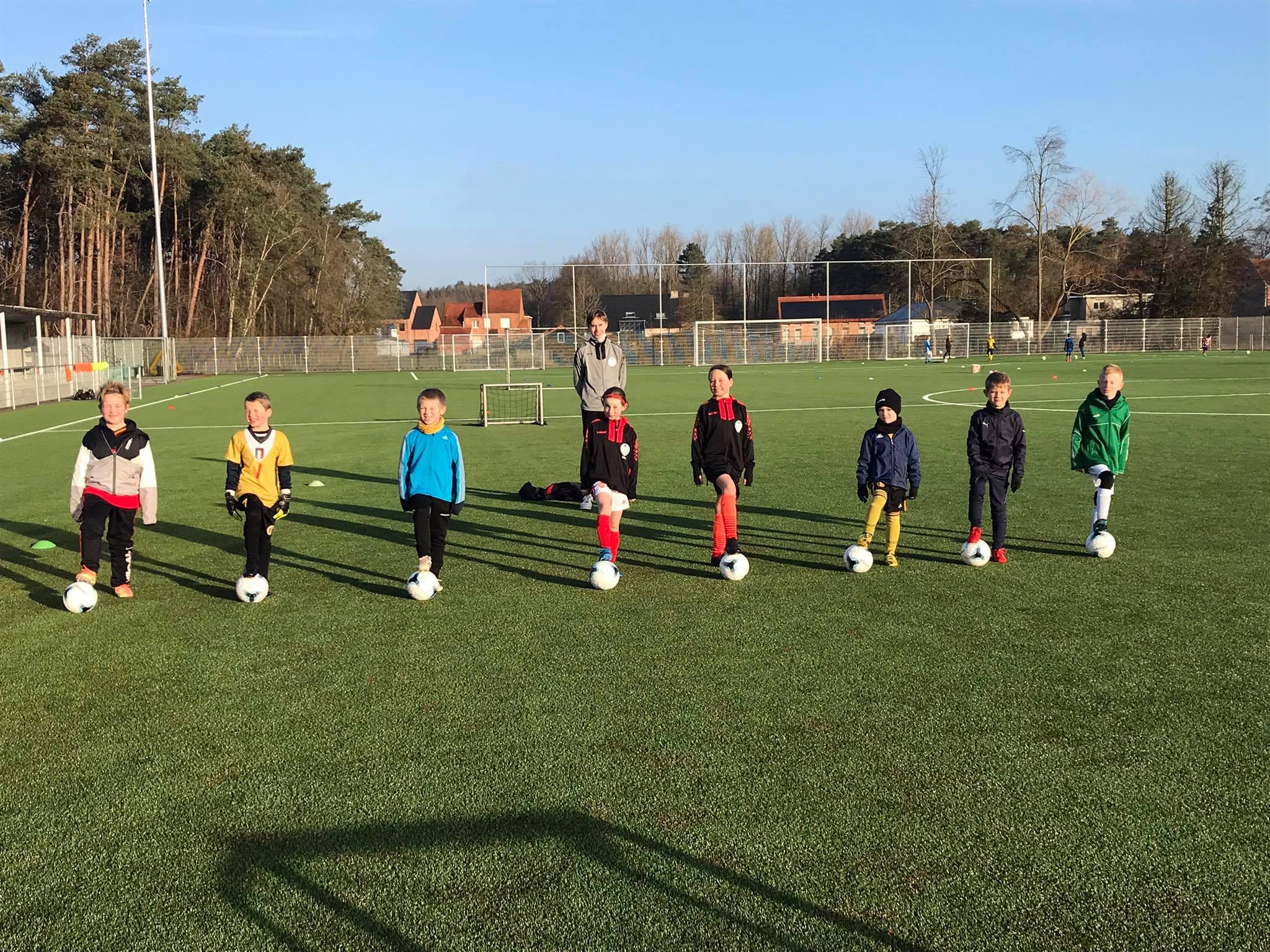 RWL Sport is fier op zijn interprovinciaal jeugdvoetbal en organiseert talentendag