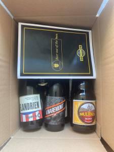 Een kleine blik in de Ronde van Vlaanderenbox