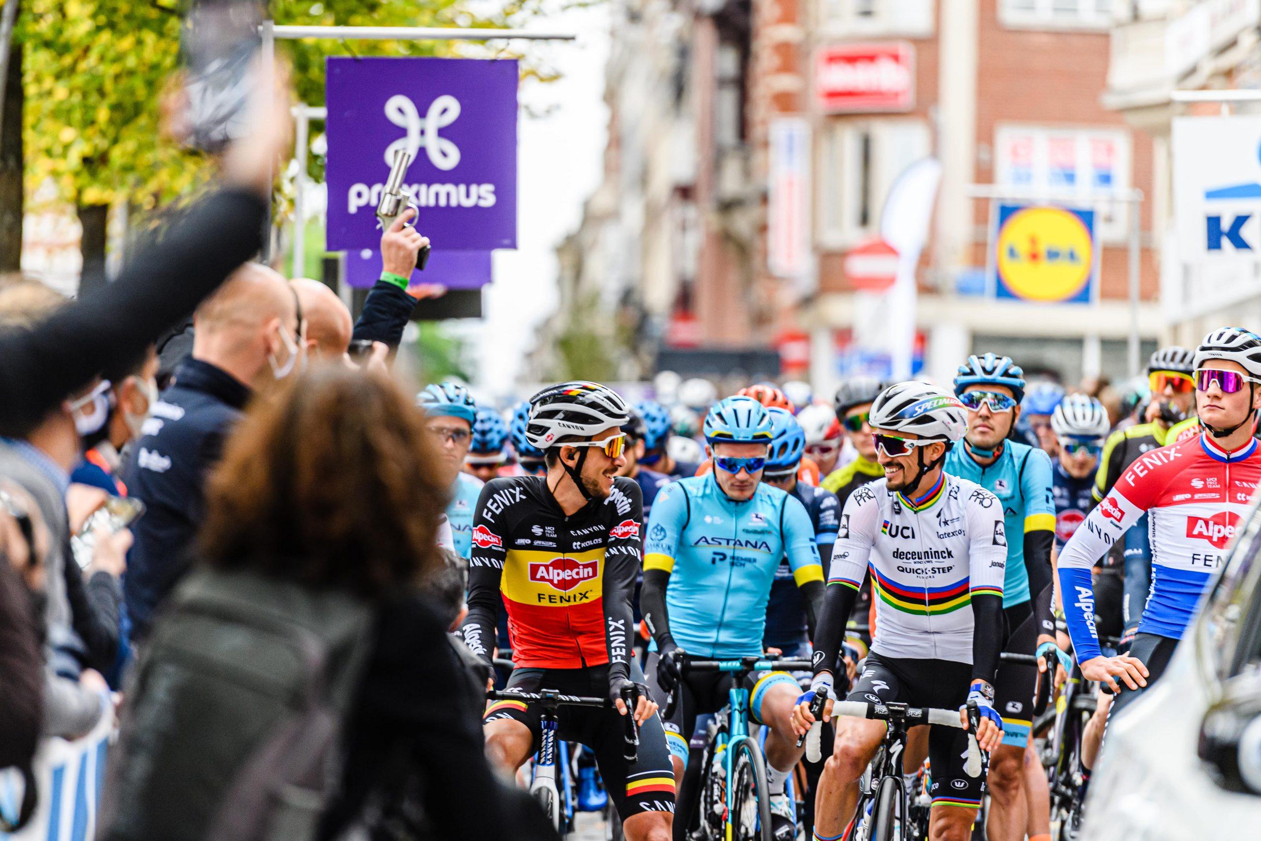 61ste editie Brabantse Pijl moet opnieuw zonder publiek