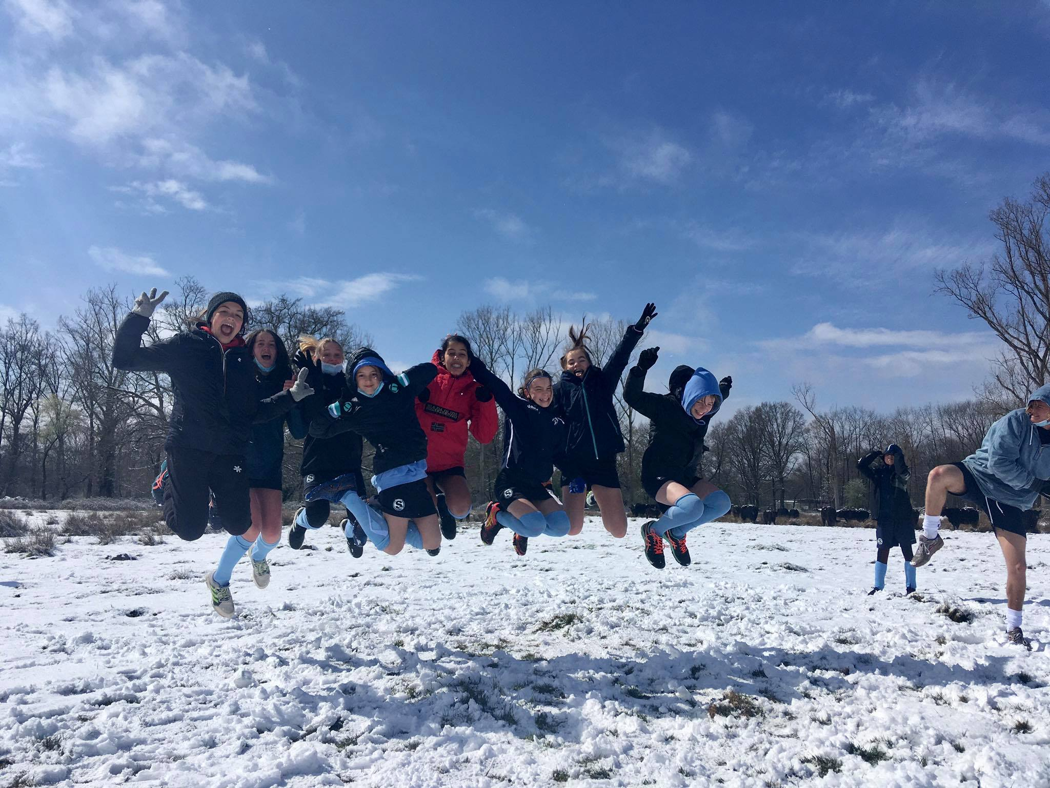 Toch nog wintersport voor Hasselt Stix!
