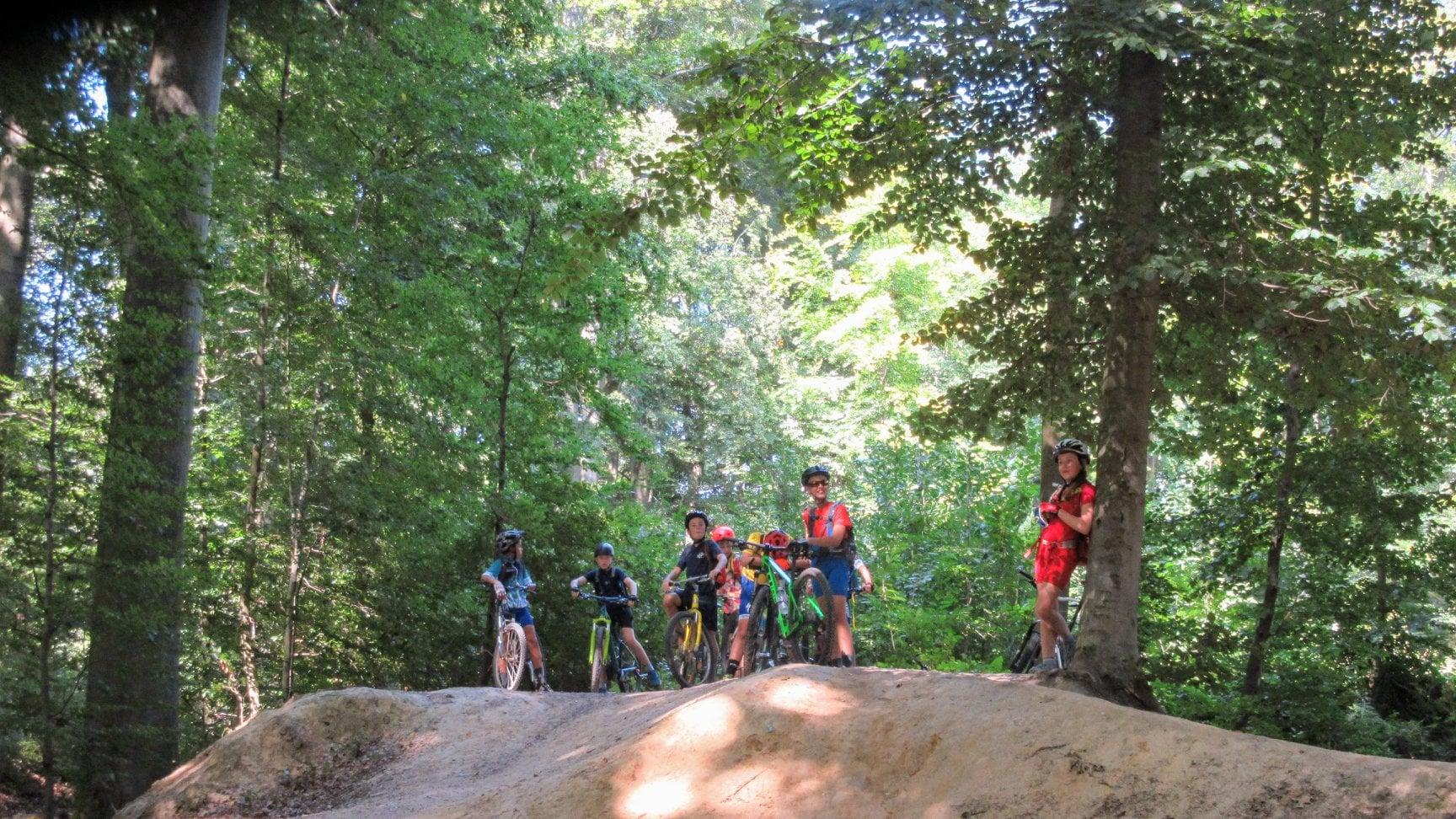 Schrijf je in voor de mountainbikekampen van Cycling Vlaanderen Vlaams-Brabant!