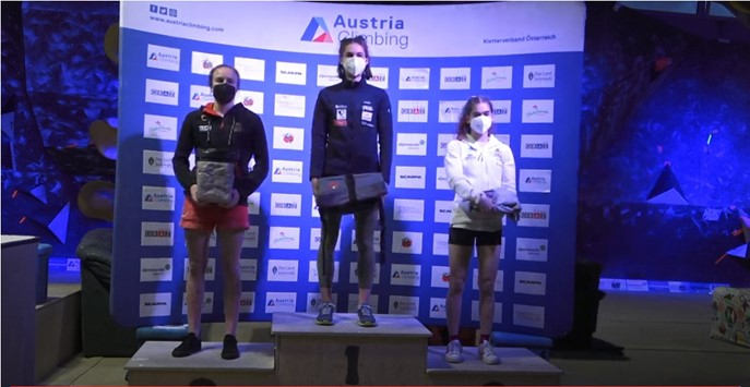 Belgische jeugdklimmers scoren drie medailles in IFSC European Youth Cup Boulder