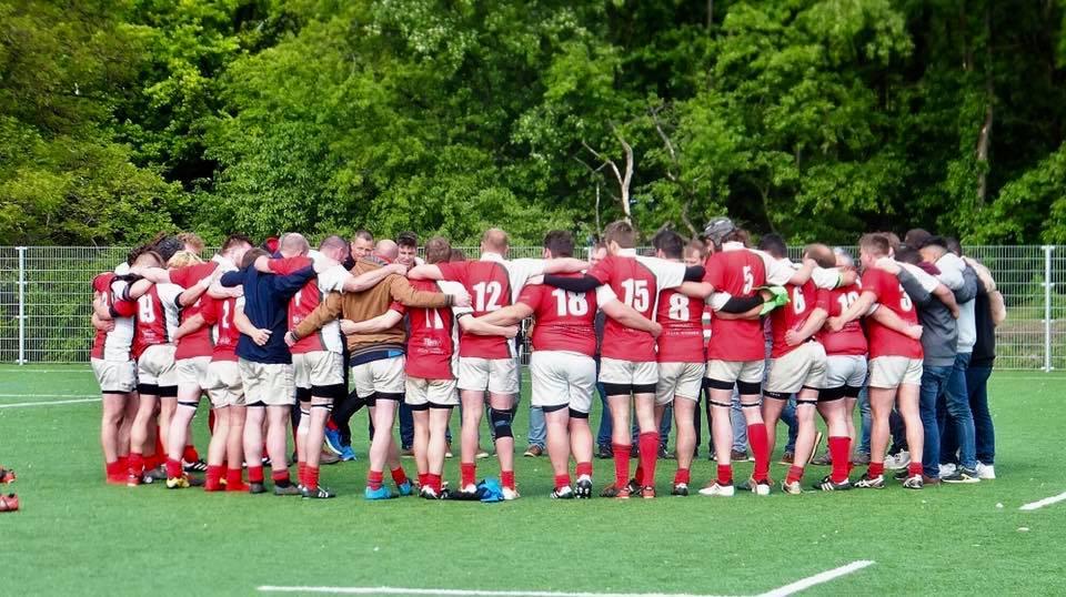 Robbe Pardaens werkt aan zijn snelheid om Rugbyclub Pajot aan een goed klassement te helpen
