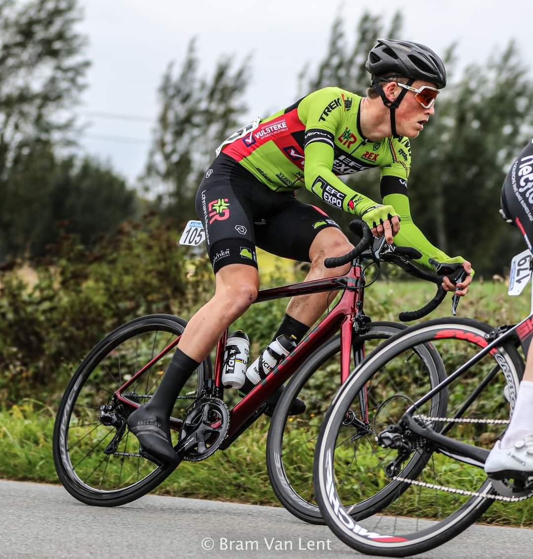 Siebe Roesems met zelfvertrouwen naar de driedaagse Sportbreizh