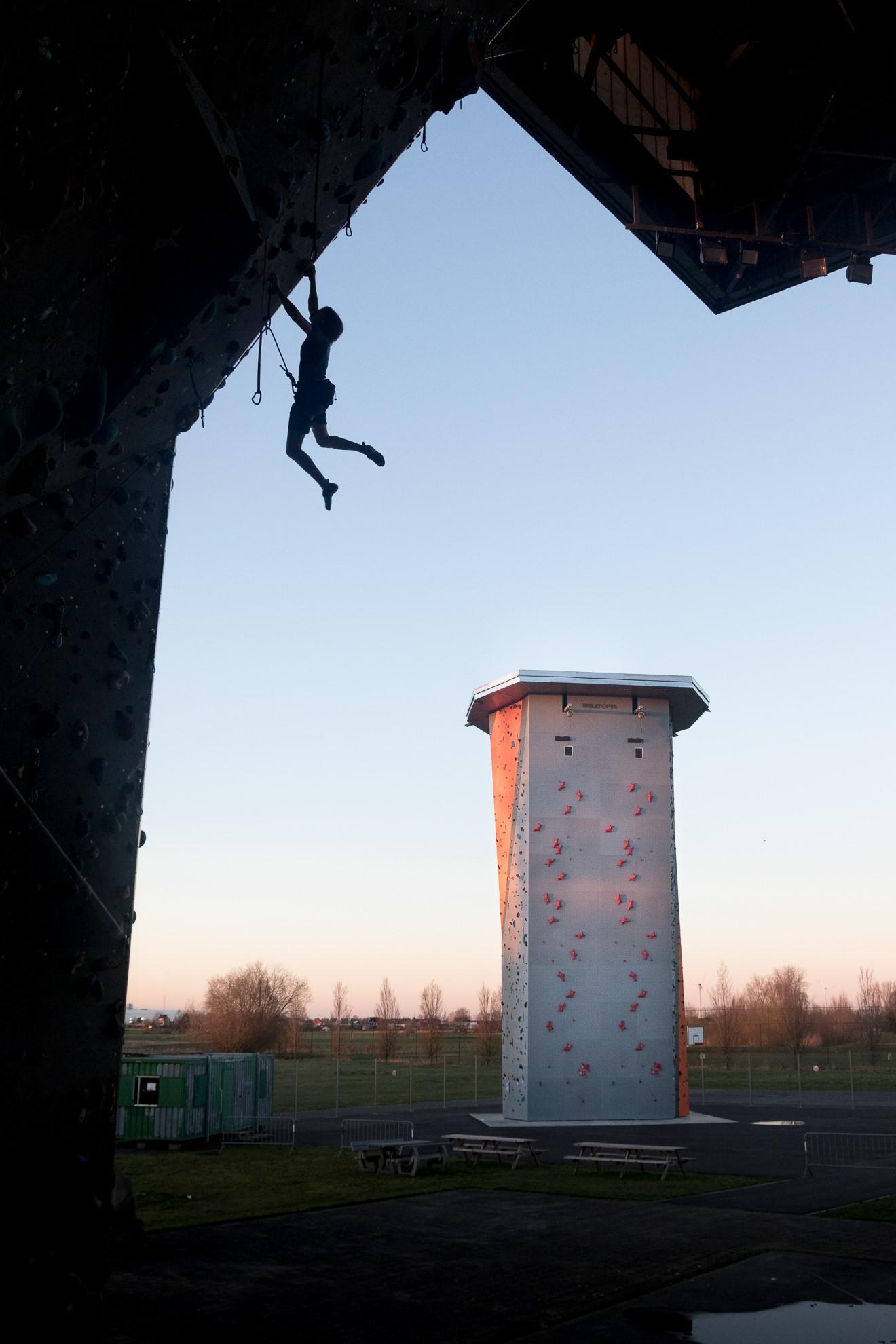 Driemaal goud voor Belgische jeugdklimmers op Europese Jeugdbeker Lead en Speed in Puurs
