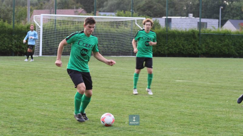 FC Binkom zoekt een polyvalente speler