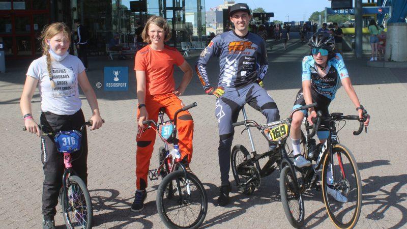 Brend Van Aerschot koerst en BMX't!
