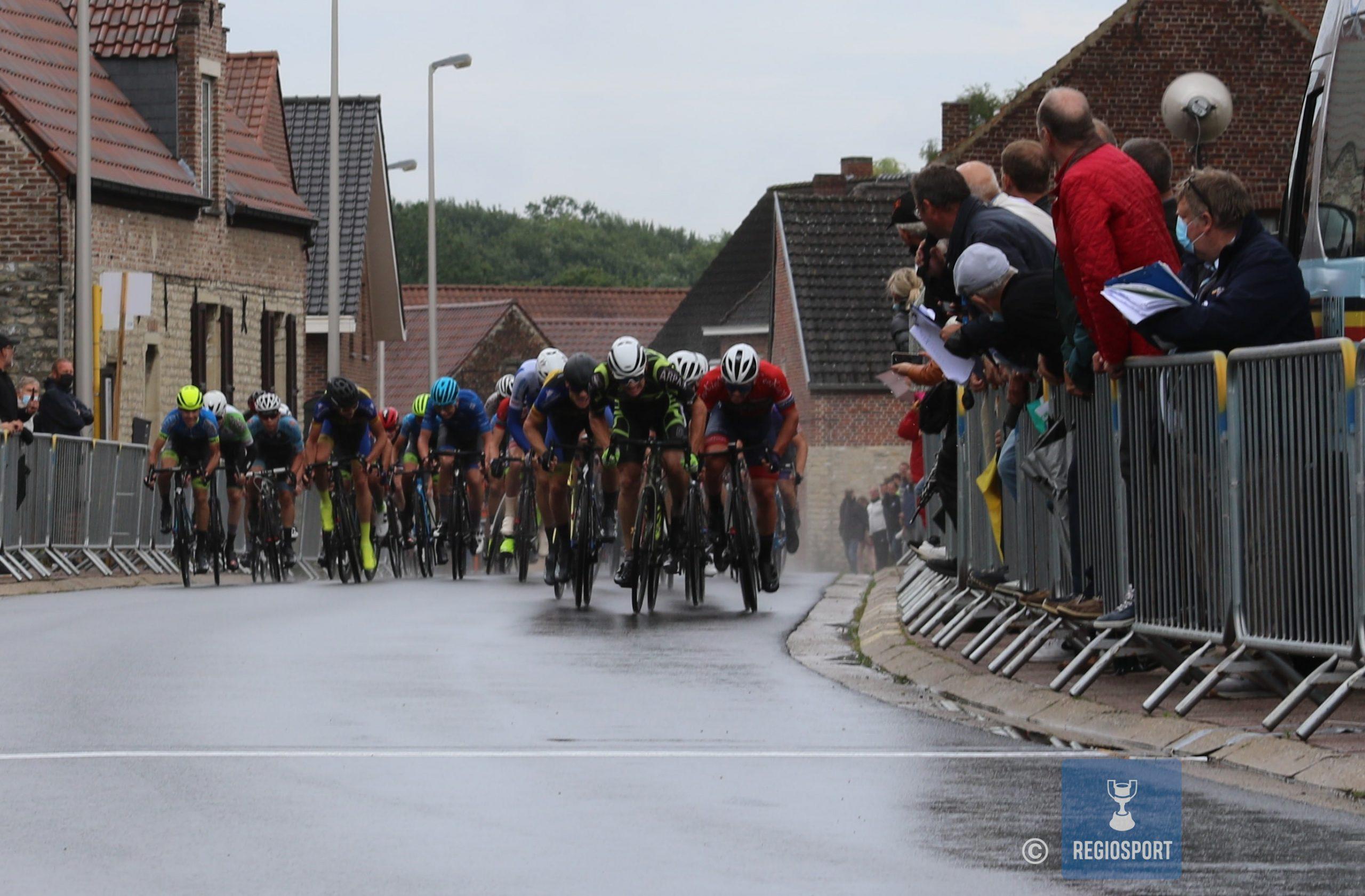 7de GP Roger De Coninck in Berg-Kampenhout valt ten prooi aan de Canadees Bibic