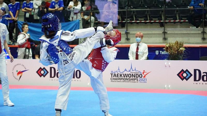Opnieuw een Europees & vice-Europees kampioen voor Taekwondo Keumgang!