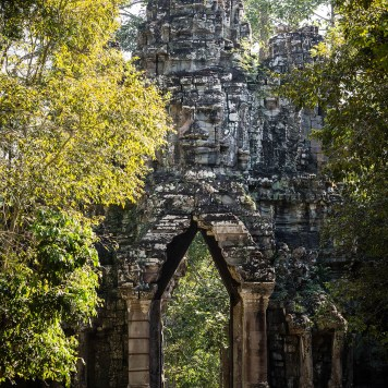 Trail of Angkor