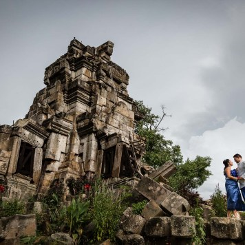 Wedding Photography Angkor Wat