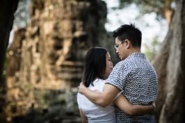 Couple Photography Angkor