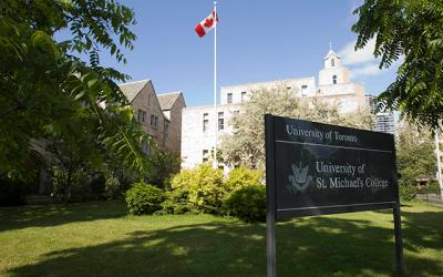 St Michaels College UofT