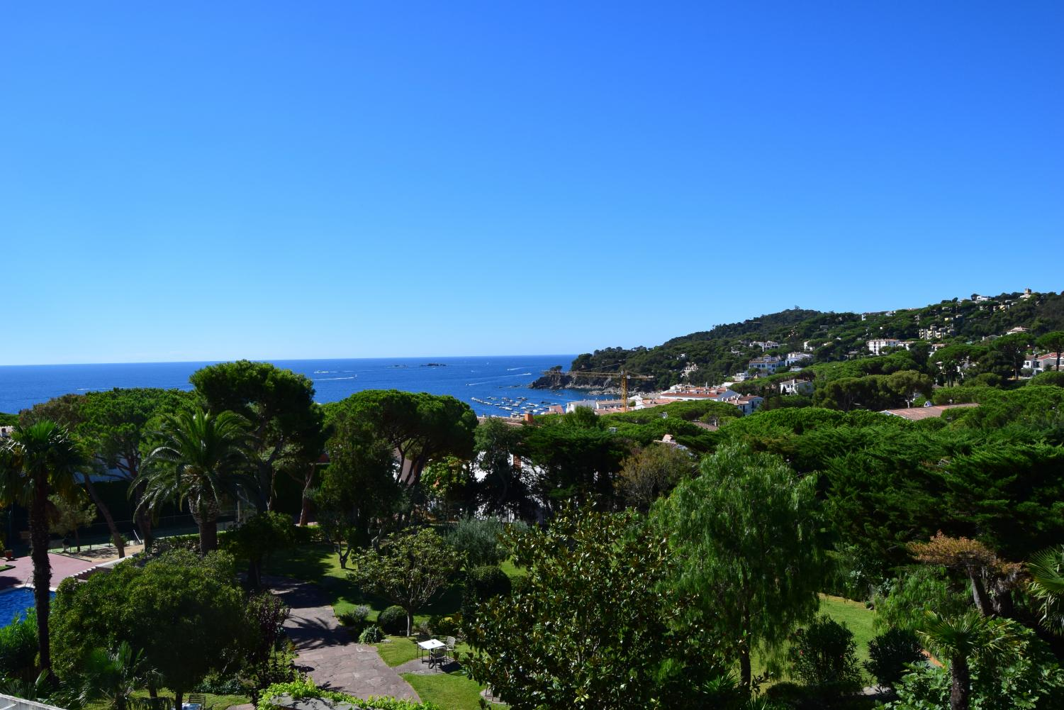Palafrugell (pictured) is a city in Catalonia located on the coast of Spain.