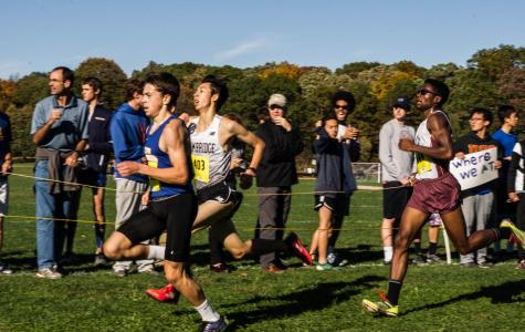 CRLS Cross Country Teams Compete at Dual County League Meet