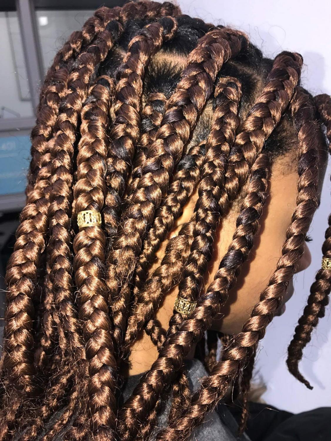 """The hairstyles of black women have been viewed as """"unprofessional"""" by some."""