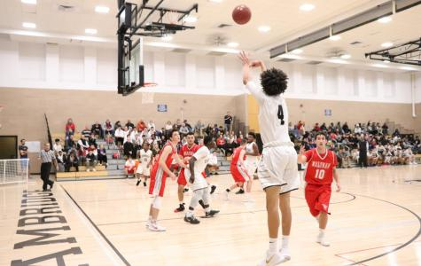 Boys Varsity Basketball 1/16/18
