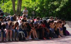 Santa Fe, Texas, School Shooting Prompts CRLS Walkout