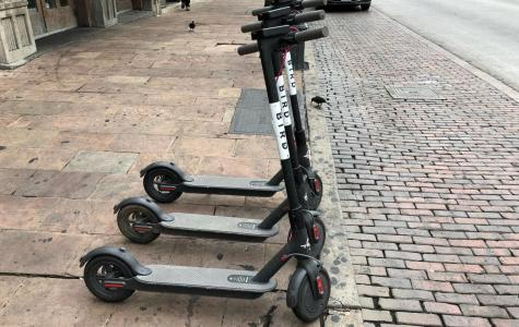BIRD Scooters: A New, Electronic Way to Get Around