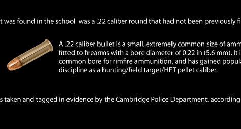 School Administration Addresses Bullet Found on Campus