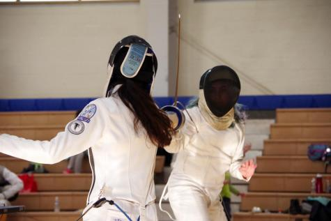 CRLS Fencing Continues to Expand, Attracts New Members