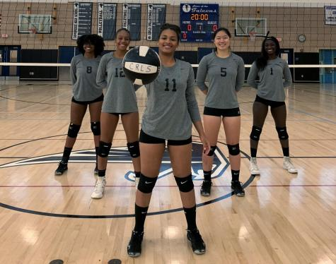 Girls Volleyball Remains Positive After Tough Season