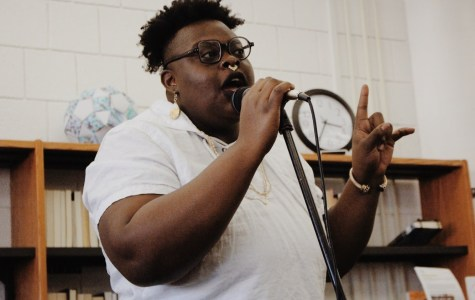 BSU and Mr. Yeboah Host Open Mic, Showcase Poetry
