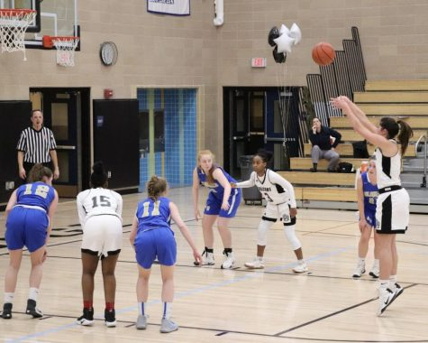 CRLS Girls Basketball