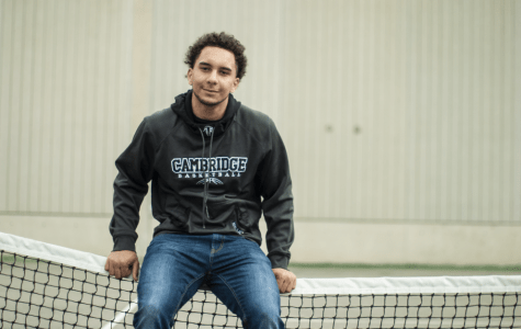 Athlete of the Month: Solomon Hearn