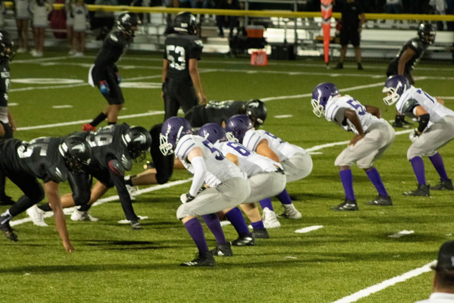 In a Remarkable Blackout Game, CRLS Scores 47 Points
