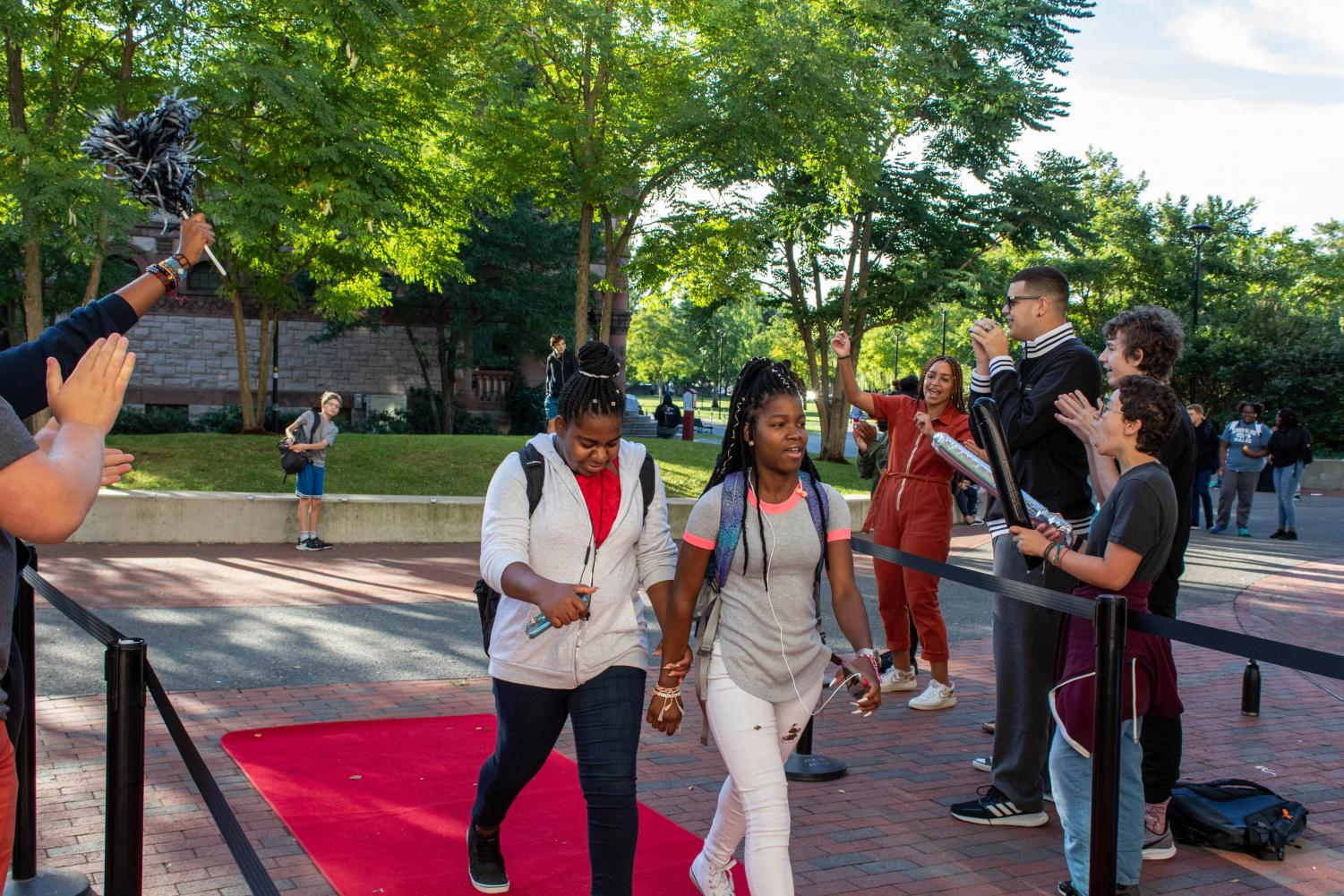 """Continuing Tradition, the Black Student Union Hosts """"Welcome Black 2 CRLS"""""""