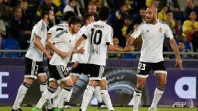Ini Cerita Karier Valencia dari Dasar Klasemen la Liga