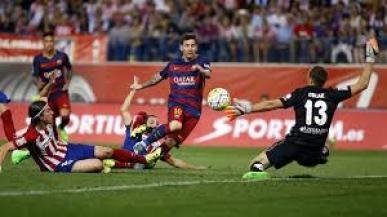Atletico Madrid Fokus Sepenuhnya Hadapai Barca Musim Depan