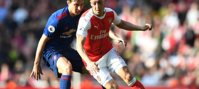 Hasil Pertandingan Arsenal vs Manchester United 30 Desember