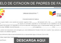 CITACION-DE-PADRES-DE-FAMILIA-DESCARGA-REGISTROECUADOR.COM