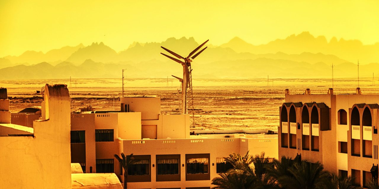Egypt's RE Transition: Focus on becoming a regional energy hub