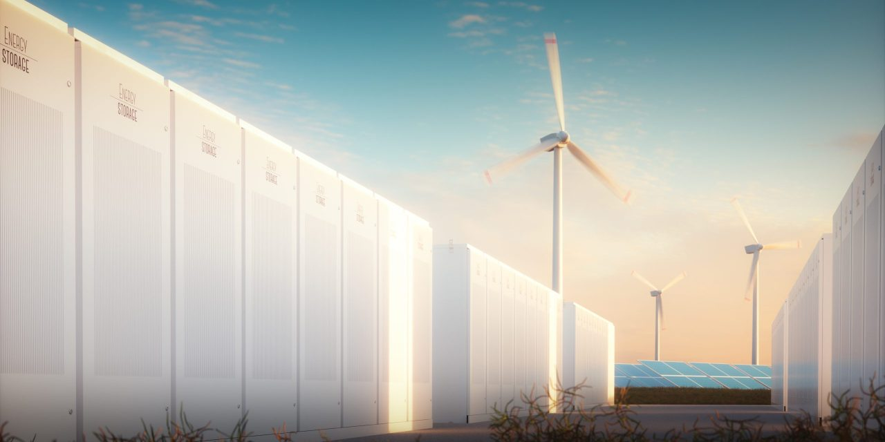 UK government removes a key hurdle for storage-based renewable energy projects