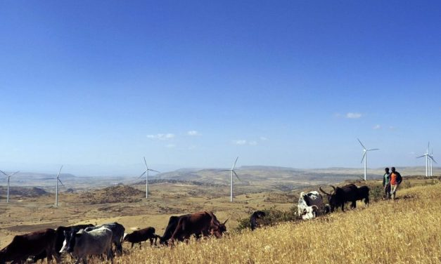 Building Africa's renewable energy future: Policy recommendations for a just transition
