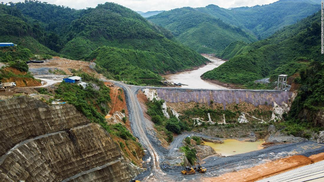 """Laos promotes hydropower to become the """"Battery of Southeast Asia"""""""