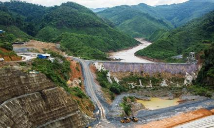 "Laos promotes hydropower to become the ""Battery of Southeast Asia"""