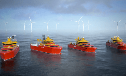 Europe leads in offshore wind turbine installation vessel, followed by China
