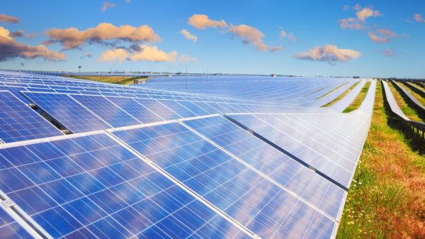 Utility-Scale Solar Data Update in the US