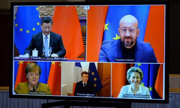 Europe and China's Year-End Breakthrough