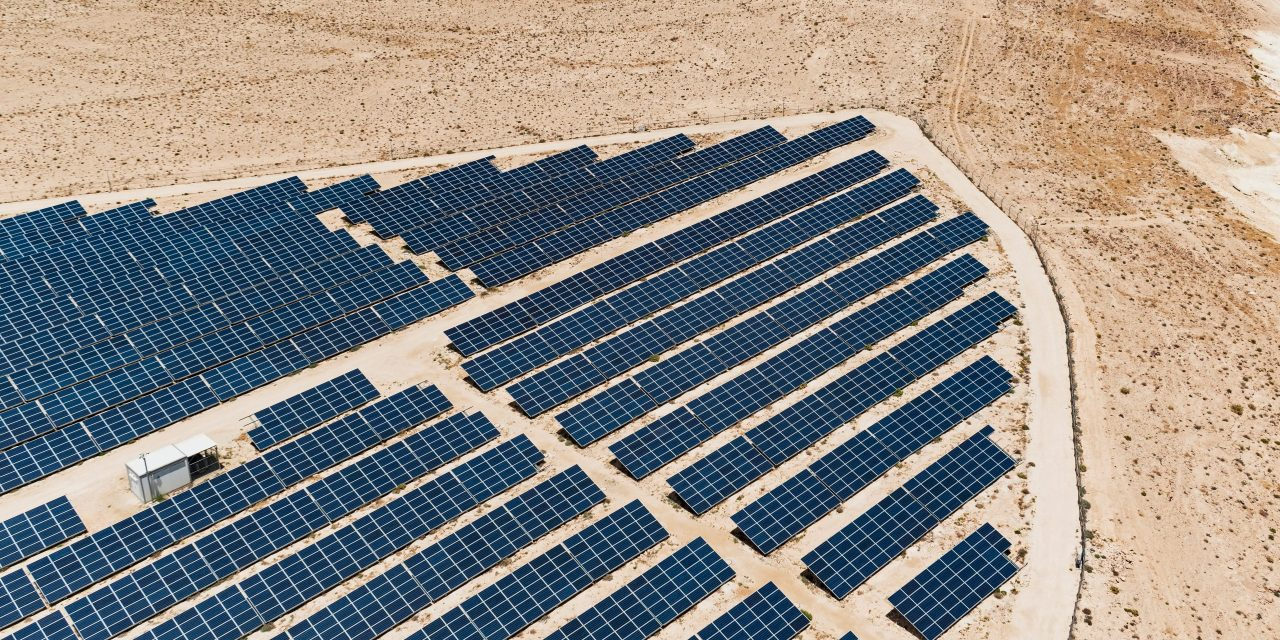 Maximizing returns of large scale solar installations