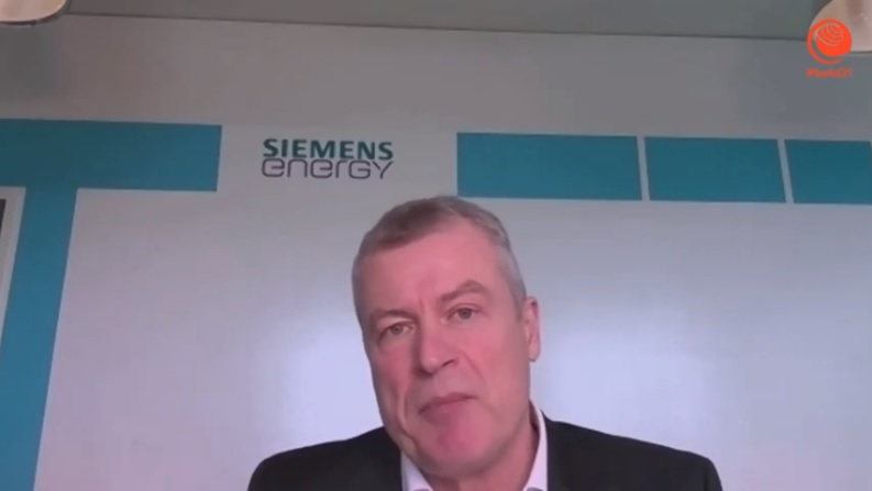 There will be a growing uptake of Power-to-X solutions: Siemens Energy's Jochen Eickholt
