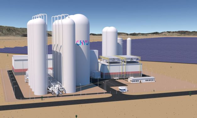Highview Enlasa to set up a 50 MW/500 MWh liquid air energy storage facility in Chile